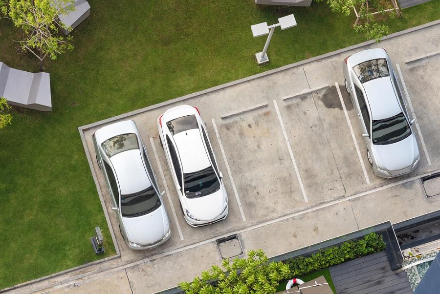 A parkolók igényesen és tisztán szépek: Parkolók gondozása Somogy megyében